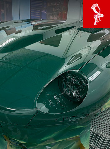 car painting sydney