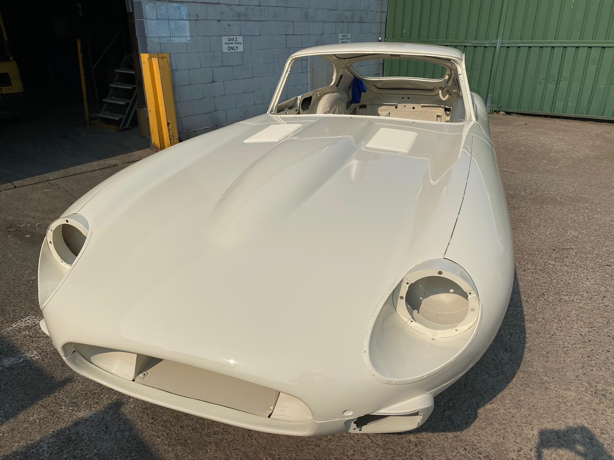1970 E type Jaguar