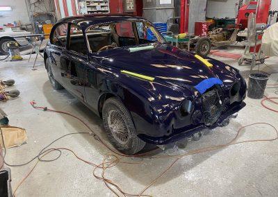 1962 Jaguar MK2